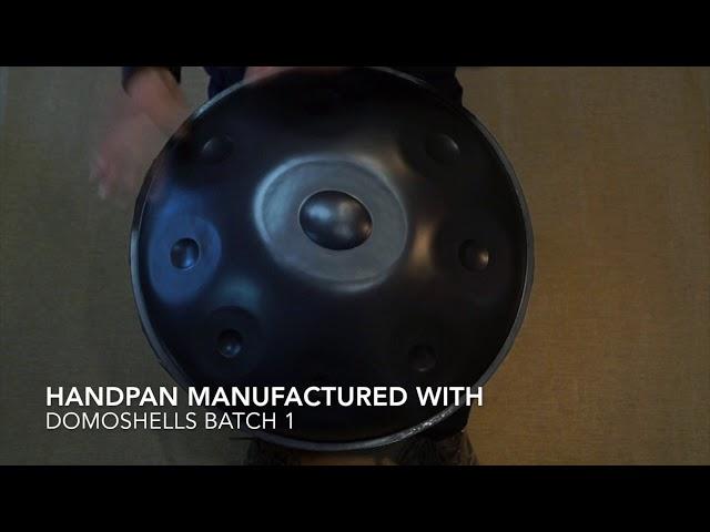 Soyuz Handpan
