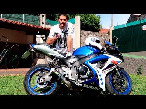 5f5c88b8965 MI MOTO !! SUZUKI GSXR 600 - YouTube