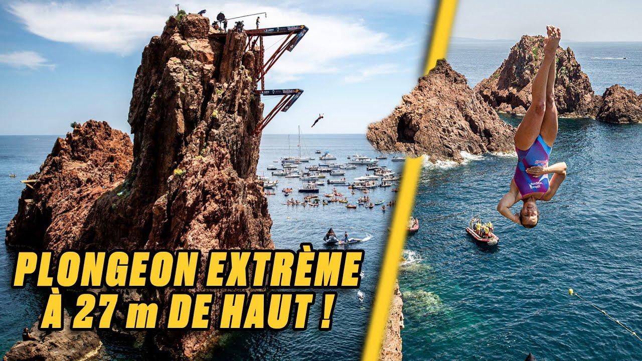 Download Red Bull Cliff Diving à Saint-Raphaël, le repaire des plongeurs de haut vol !