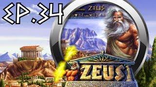 Прохождение Zeus: Master of Olympus часть 34 (Афины сквозь столетия: Дела тороговые)