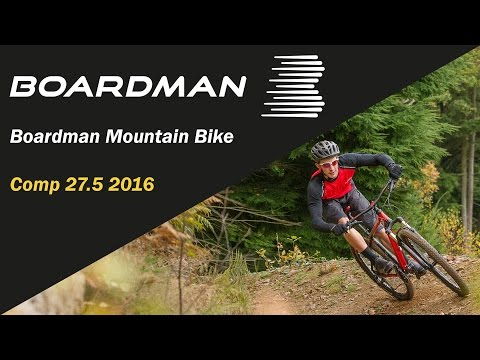 "Boardman Mountain Bike Comp 27.5"" 2016 