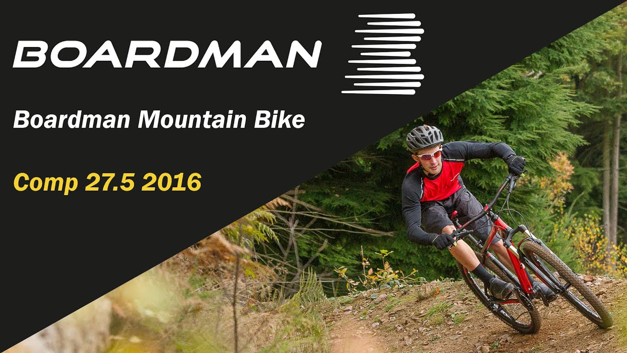 Boardman Mountain Bike Comp 27 5