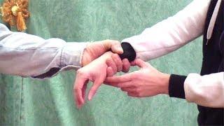 Вин Чун кунг-фу: урок 14 (Освобождение от захвата)