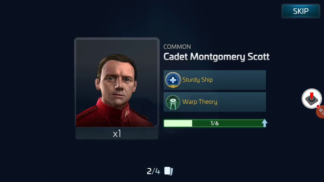 Playthrough: Upgrading and Completing Missions - Star Trek