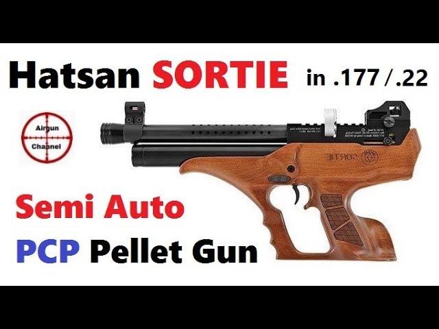 Hatsan AIRMAX - Bullpup PCP Rifle - 4 5mm | Sporter One