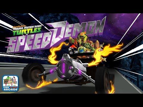 Teenage Mutant Ninja Turtles: Speed Demon - Pedal to the Medal (Nickelodeon Games)