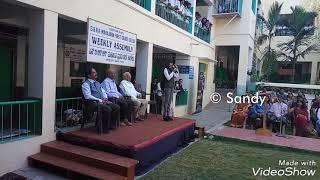 """""""Gombe"""" Nivedita Gowda's Speech   Mahajana's College, Mysuru   Bigg Boss 5 Kannada   BBK5"""