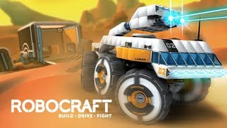 ROBOCRAFT CONSTRUCTOR KratosTV Совместные путешествия часть 3тья