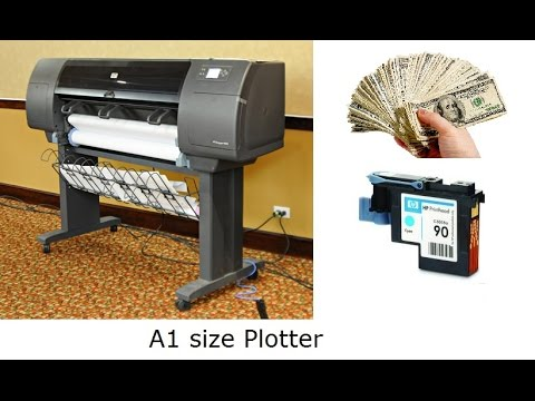 how to changed print head to hp design jet 4000 a1 size plotter rh youtube com hp designjet 4000ps service manual hp designjet 4000 parts manual