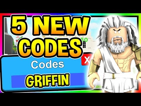 ALL 5 NEW GOD SIMULATOR CODES - Update 1 New Griffin Pets