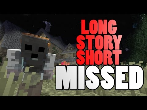 Long Story Short . . . MISSED !! -|- Murder Mystery - Minecraft Xbox