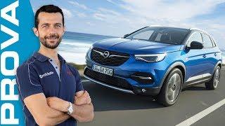 Opel Grandland X, il SUV tutto confort e sicurezza