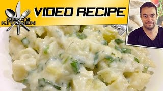 How To Make Potato Salad - Video Recipe
