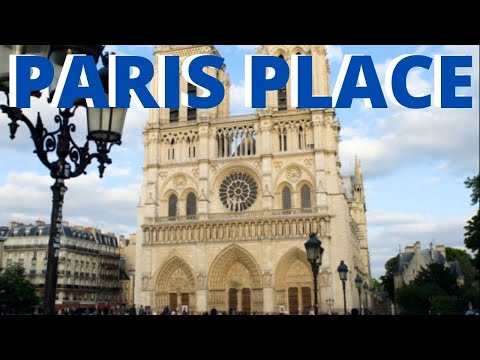 France Capital City Paris Video Vacation Travel Tour View Picture 2019-2020 Alex Channel