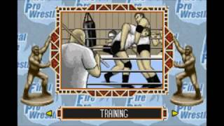 GBA Stream: Final Fire Pro Wrestling: Management of the Ring: Ep 1
