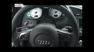 Тест драйв Audi R8