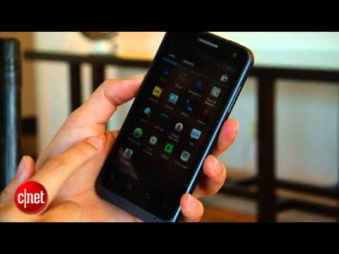 Cricket's ZTE Engage with Muve Music