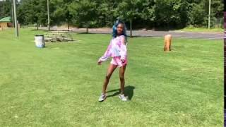 11 year old Lanaya Cee Dancing To Cardi B I Like It Dexter Carr Hip Hop Choreography