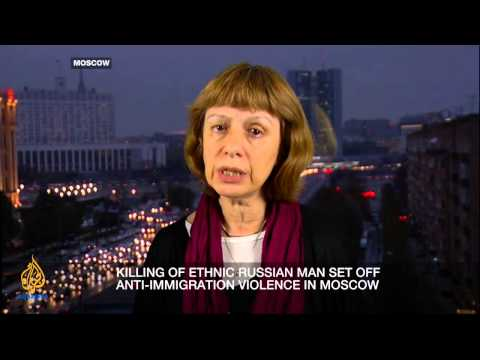 Inside Story - Race riots: A wake-up call for Russia?