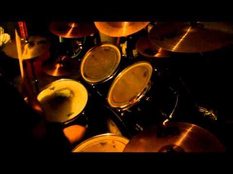 Hatebreed- Tear It Down (Drum Cover)