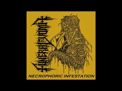 Funeral Vomit (Colombia) - Necrophoric Infestation (Demo) 2020