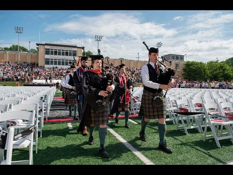 Carnegie Mellon University's 120th Commencement
