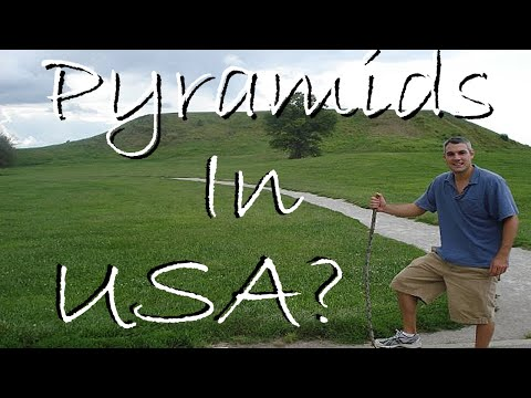 Secret Pyramids And Mounds Of The Native Americans