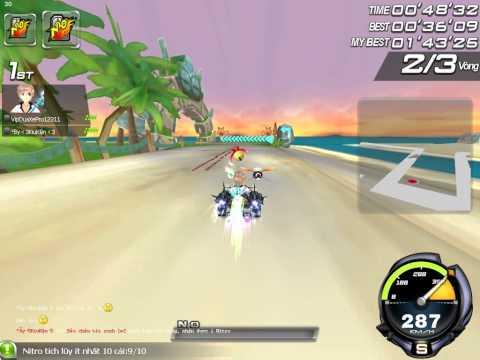 Zing Speed VN: Test xe S Dao Cao Bach Kim Den