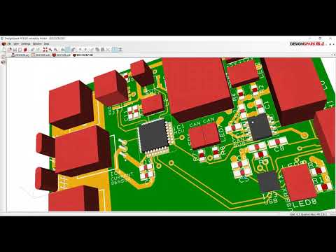 DC Current Sensor with CANBus Output Project Part 3