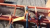 Woods Equipment Grading Scraper - YouTube