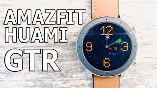 NO competitors! 10 facts about Xiaomi Huami Amazfit GTR watches