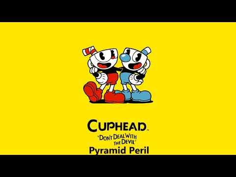 Cuphead OST - Pyramid Peril [Music]