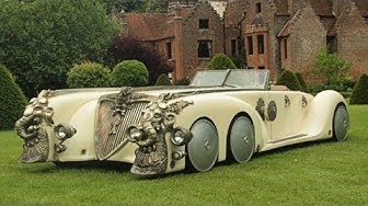 Seltenste und teuerste Autos der Welt!