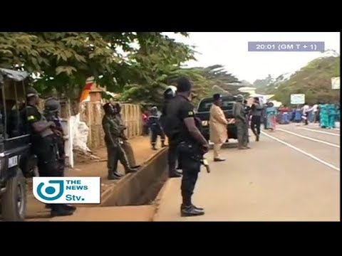 STV NEWS 08:00 PM - (KUMBA : YOUTH DAY PARADE UNDER HIGHT MILITARY PROTECTION) - 12th February 2018