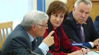 Новую структуру Правительства представил сегодня Виктор Томенко