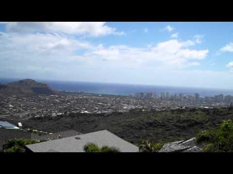 Hawaii- a classic view (Diamond Head + Hawaii Kai+ Skyline)