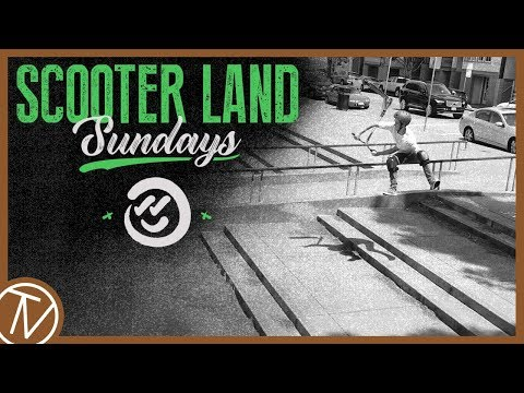 Scooter Land Sundays - Episode 15 │ The Vault Pro Scooters