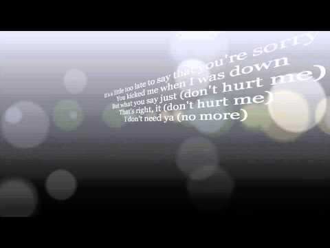 Best Rapper Alive + Eminem and Lil Wayne - No Love (Lyrics) *Sorry for the false content*