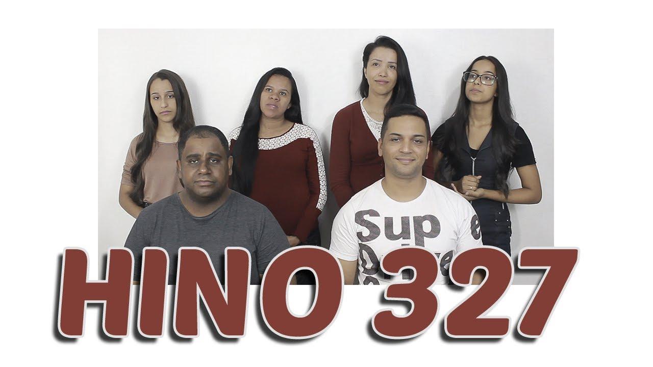 HINO CCB 327 - Soldados somos do Senhor - Familia Nogueira