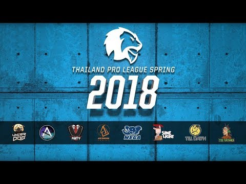 Thailand Pro League Spring 2018 Day 3 Week 6