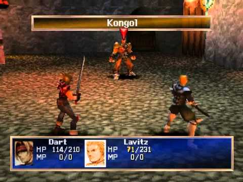 PSX Longplay [198] The Legend Of Dragoon (part 02 Of 16)