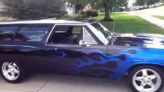 1964 2-Door Chevelle Wagon