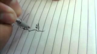 desenhando uma mulher