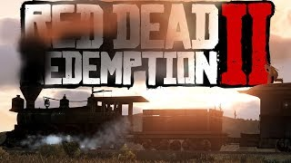 Red Dead Redemption 2 - Train Robbery & Exploring The World! - RDR2 Gameplay Highlights Part 1
