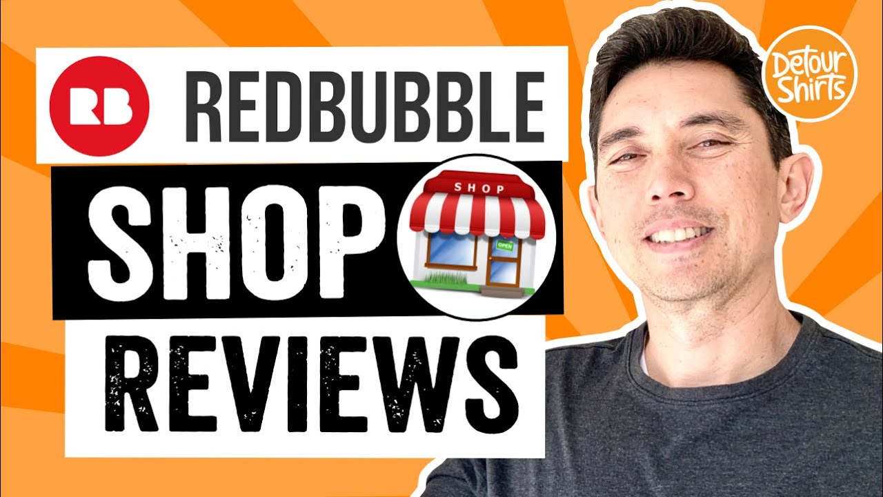 RedBubble Shop Reviews #1   Fast and Easy Tips to Improve Sales and Be Successful on Print on Demand