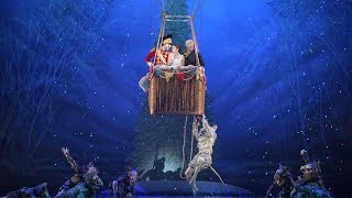 Nutcracker: James Forbat on performing the Christmas classic | English National Ballet