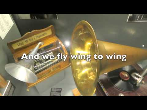 Eagle (lyrics) ABBA (At - ABBA The Museum)