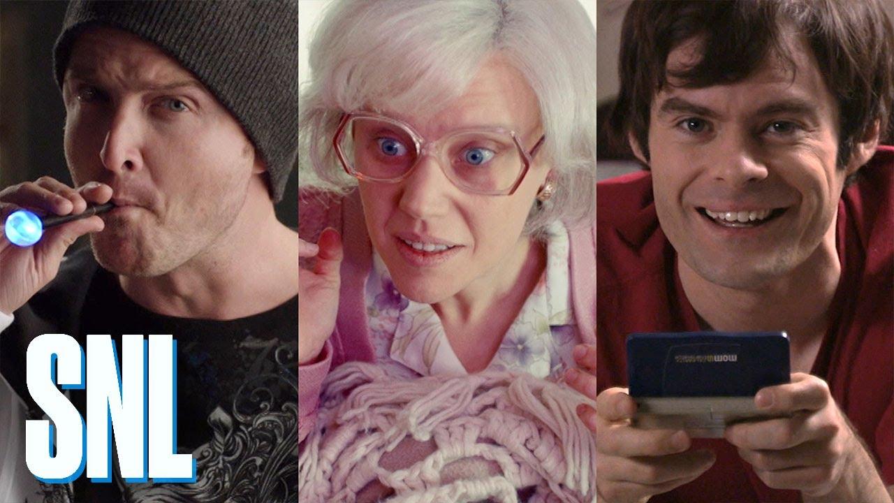 Download SNL Commercial Parodies: Tech
