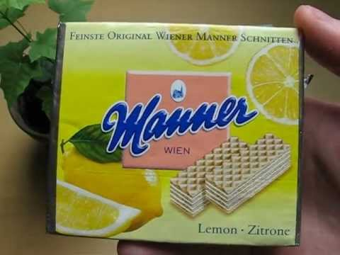 Manner Zitrone