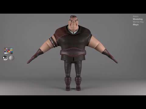 Demo Reel - Rodrigo Villanueva [3D Artist]